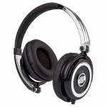 RELOOP RHP-5 Solid Chrome DJ-наушники с iPhone контролем