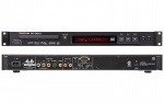 TASCAM DV-D01U DVD video/audio/VCD/SVCD/CD/mp3/wma/wav/DivX проигрыватель, 1U, Dolby Surround, DTS